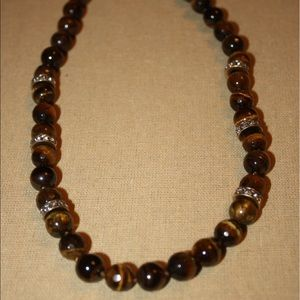 Tiger Eye Convertible Necklace